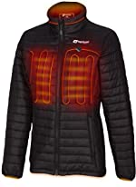 Venture Heat Women's Heated Jacket with Battery Pack - Insulated Electric