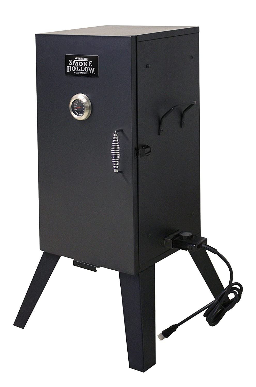 Smoke Hollow 26142E26-Inch Electric Smoker with Adjustable Temperature Control