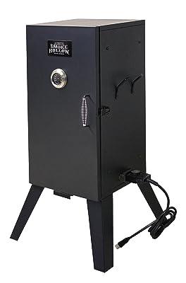 Smoke-Hollow-26142E-36-Inch Electric Smoker Review