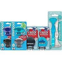 Steripod Kit para hombres: 2 protectores de afeitar
