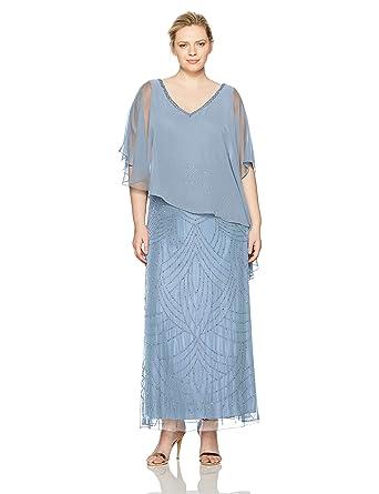 maxiklänning plus size
