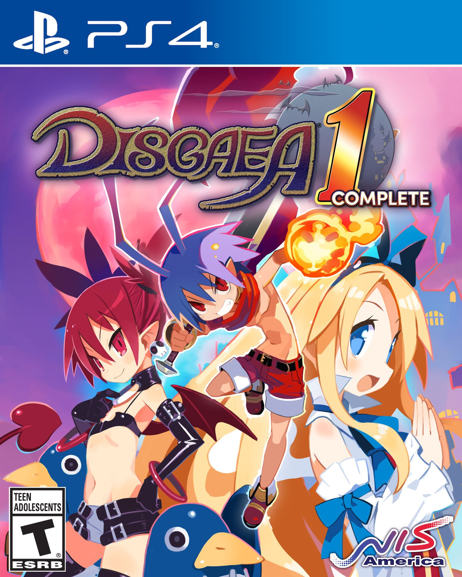 Disgaea 1 Complete - PlayStation 4