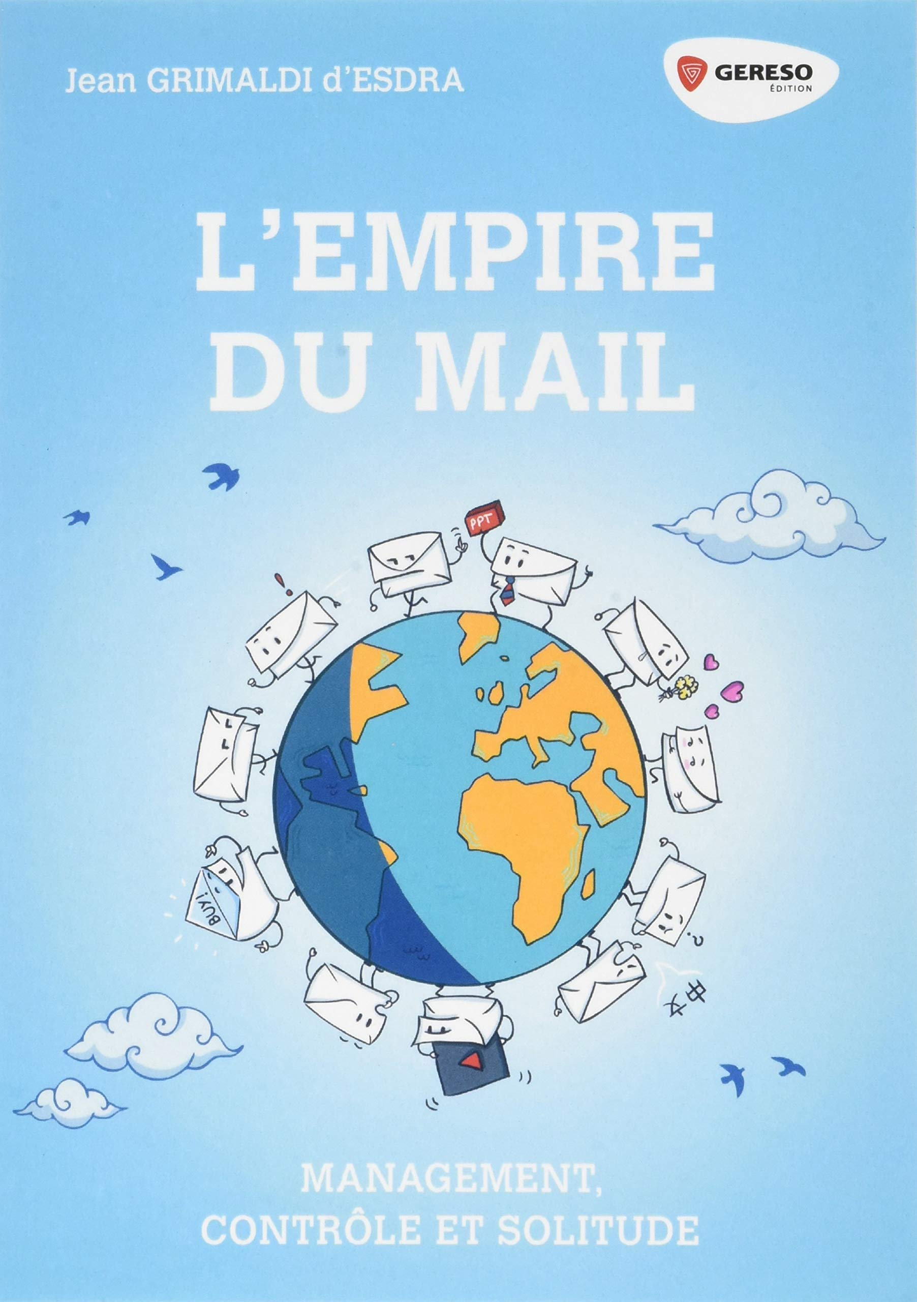 EMPIRE DES MAILS (L'): Amazon ca: D'ESDRA JEA GRIMALDI: Books