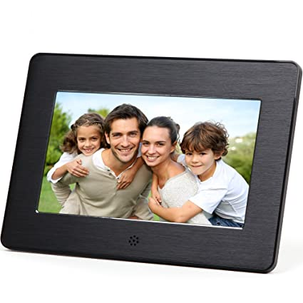 Amazon Micca 7 Inch Digital Photo Frame With High Resolution