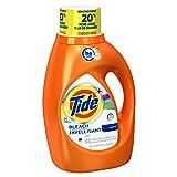 Tide Plus Bleach Alternative Safe on Colors HE
