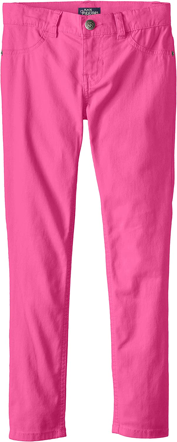 The Childrens Place Big Girls Solid Jeggings