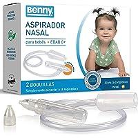 NUEVO: Aspirador Nasal Bebes con regulación automática
