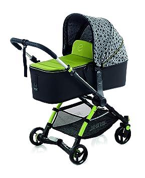 Jané Minnum Micro - Silla de paseo con capazo plegable, Color Sky