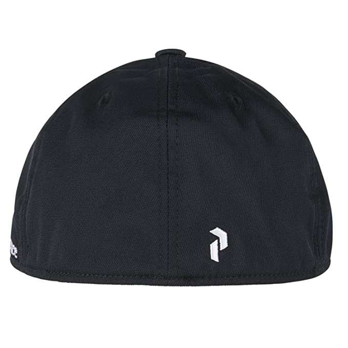 6a827bb2e19 Peak Performance Golf Path Cap Black  Amazon.co.uk  Clothing
