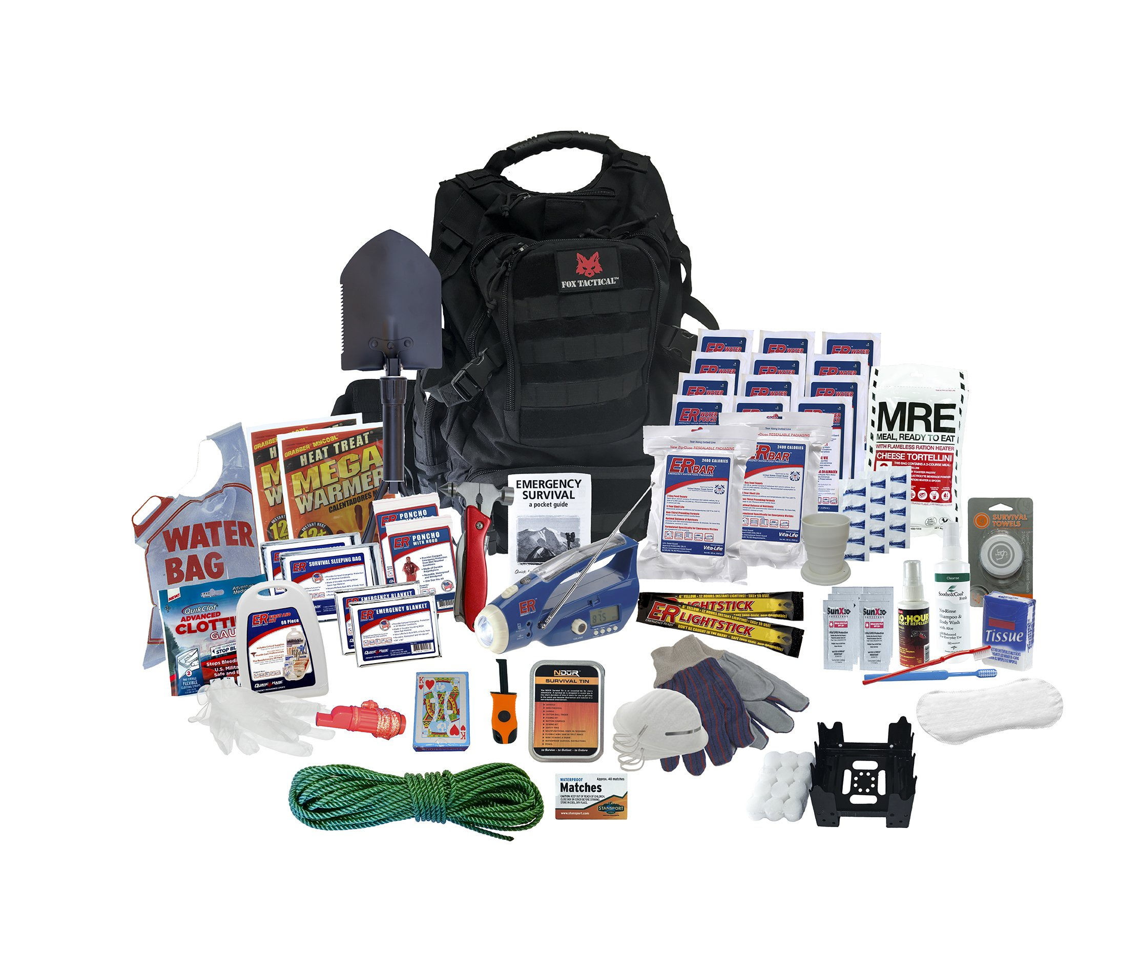 ER Emergency Ready SKBOB Ultimate bug-out Bag