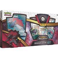 Pokemon Coffret Collection Légendes Brillantes – Zoroark-GX, POK35ZORGX01, Exclusif
