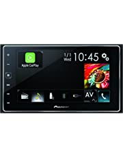 Pioneer SPH-DA120 Autoradio 2 DIN avec écran Tactile 6,2 Pouces pour Android & iPhone | FLAC, Bluetooth, USB, kit Mains Libres, AUX, Apple Carplay, RDS, Siri Eyes Free, GPS
