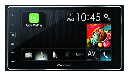 Pioneer sph da120 high quality 2 din autoradio mit touchscreen 15 8