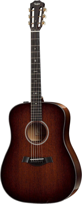 Guitarra electroacustica de 6 cuerdas con cutaway Taylor 520e Grand Concert