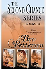 SECOND CHANCE SERIES: Contemporary Romance 3-Book Box Set Kindle Edition