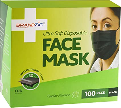 deluxe disposable face masks