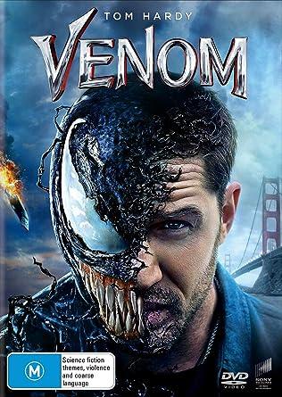 Amazon Com Venom Tom Hardy Non Usa Format Region 4 Import Australia Tom Hardy Michelle Williams Riz Ahmed Scott Haze Ruben Fleischer Movies Tv