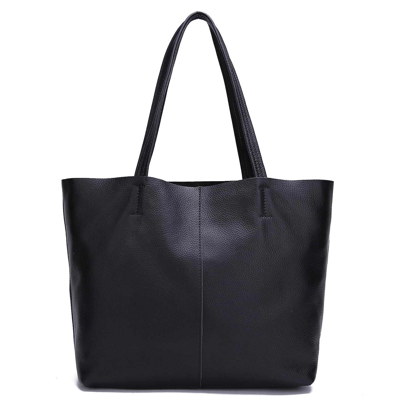 Damero Women's Vintage Leather Shoulder Bag: Handbags: Amazon.com