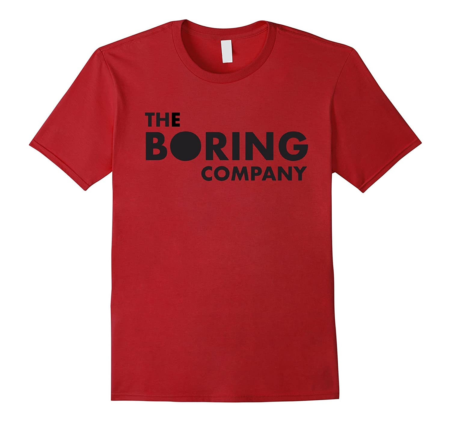 The Boring Company Shirt-ah my shirt one gift