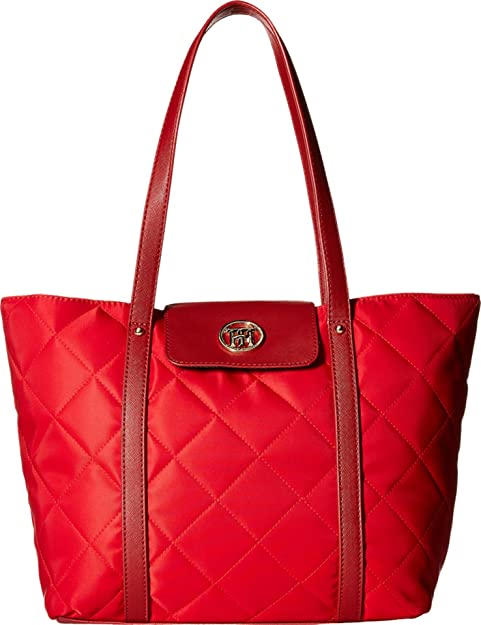Tommy Hilfiger para mujer de Hayden - Quilted Nylon Tote ...
