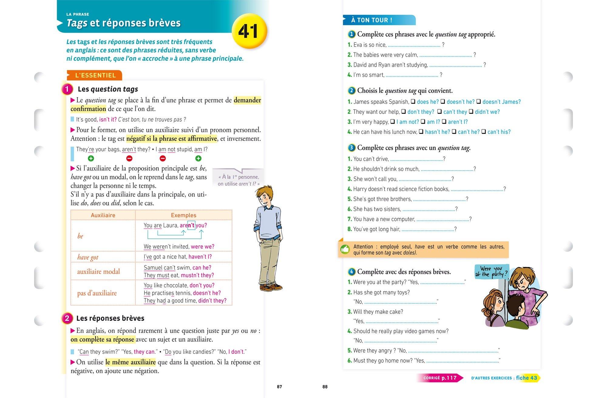 Mes fiches collège Anglais 5e: fiches de révision et entraînement à lécrit et à loral: Amazon.es: Nada Prévot: Libros en idiomas extranjeros