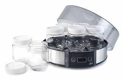 Amazon.com: Lacor 69245 - Máquina para hacer yogurt con ...