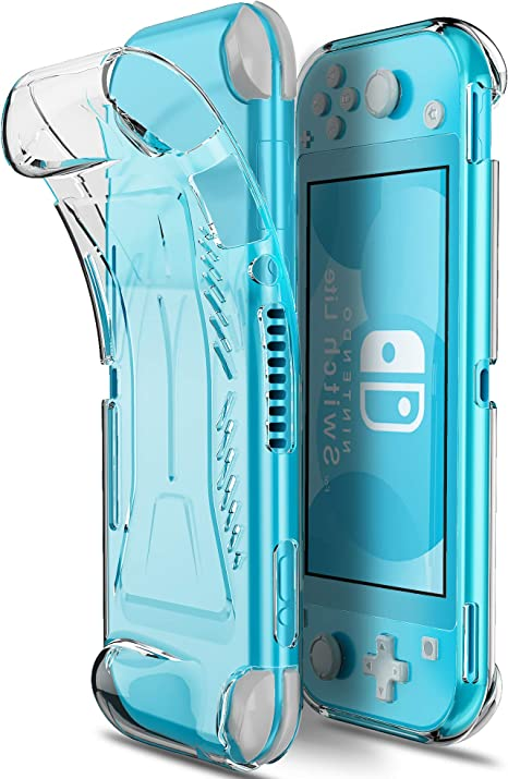 MAKACTUA Funda con Nintendo Switch Lite-TPU Carcase de Protección con Protector de Pantalla Accesorios para Nintendo Switch Lite Consola: Amazon.es: Videojuegos