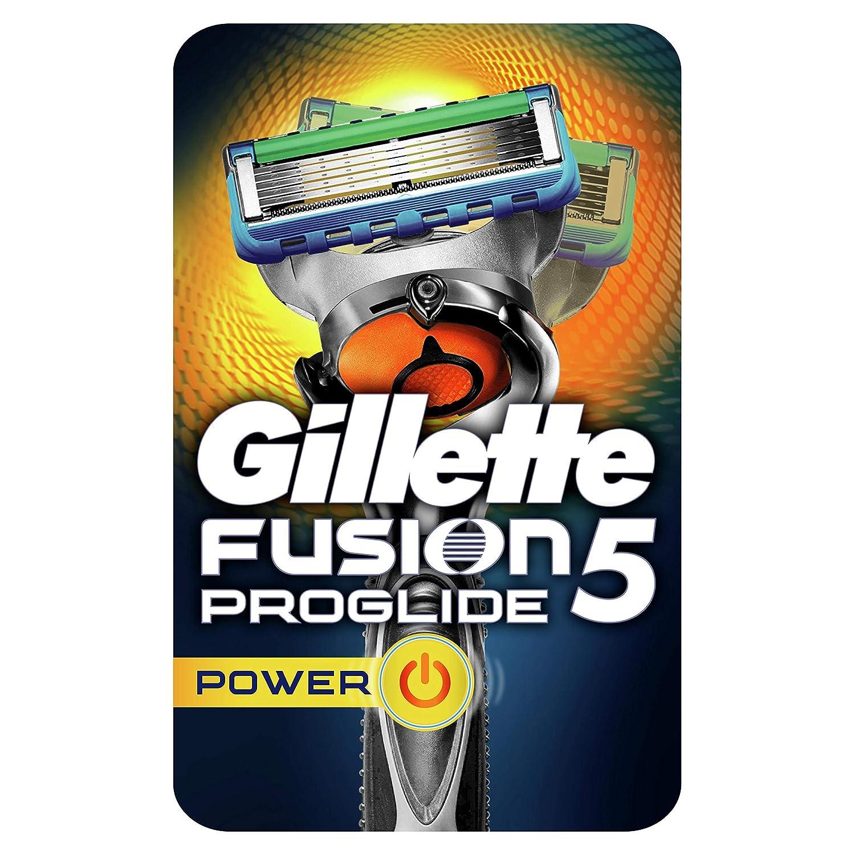 Gillette FUSION5Proglide Power Razor for Men QTY: 1 7702018447954