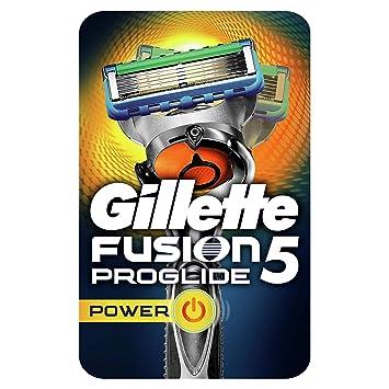Gillette Fusion5 ProGlide Power - Cuchilla de afeitar, 1 pieza: Amazon.es: Salud y cuidado personal