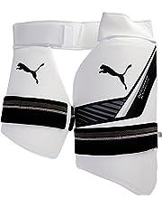 Puma, Cricket, Evopower 1 Special Edition Thigh Pad, Men's, Black/Silver