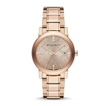 f2467c7954ad35 Amazon.com: Burberry - Womens Watch - BU9034: Burberry: Watches