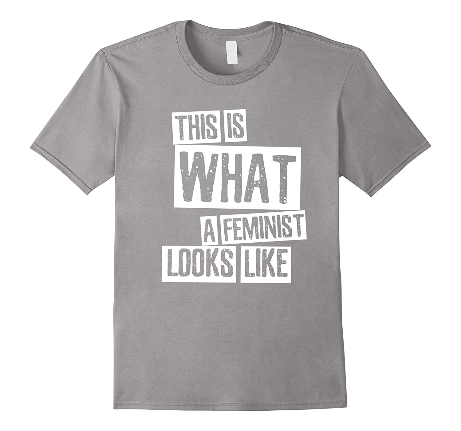 This Is What A Feminist Looks Like Shirt-CD