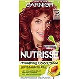 Garnier Nutrisse Haircolor, True Red Pomegranate 66