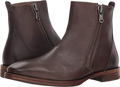 543f971c1ad2e0 Amazon.com  John Varvatos Men s Mitchell Zip Ankle Boot  Shoes