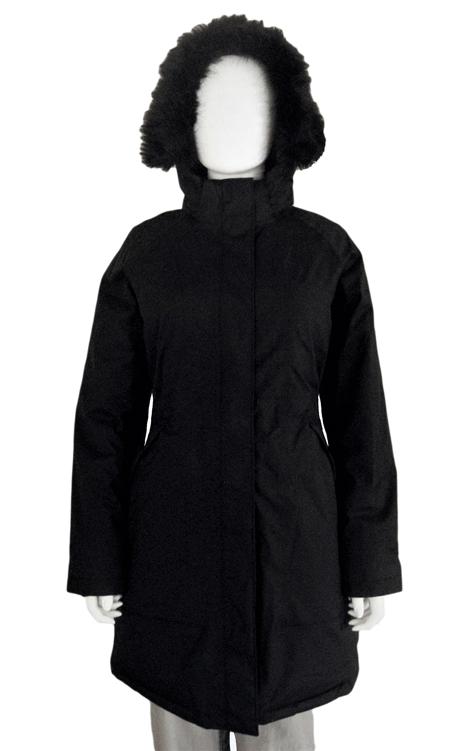 The North Face Women's Arctic Parka Jacket TNF Black Size Medium