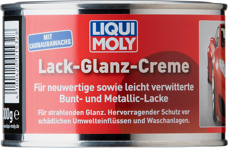 Liqui Moly 1532 Crema Abrillantadora de Pintura, 300 g