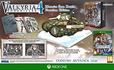 Valkyria Chronicles 4: Memoirs from Battle Premium Edition - Xbox ...