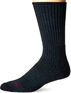 Bridgedale Mens Merino Hiker Socks Small Olive Bridgedale Socks B610446-738-S