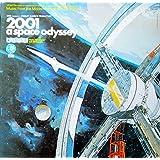 2001 A Space Odyssey. Original soundtrack 1968. [Vinyl] Stanley Kubrick; Strauss; Ligeti; Gayaneh and Jesse Kay