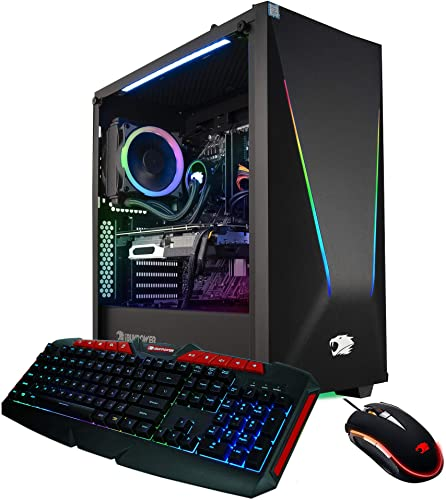 iBUYPOWER Pro Gaming PC - Top 2 Prebuilt Streaming PC