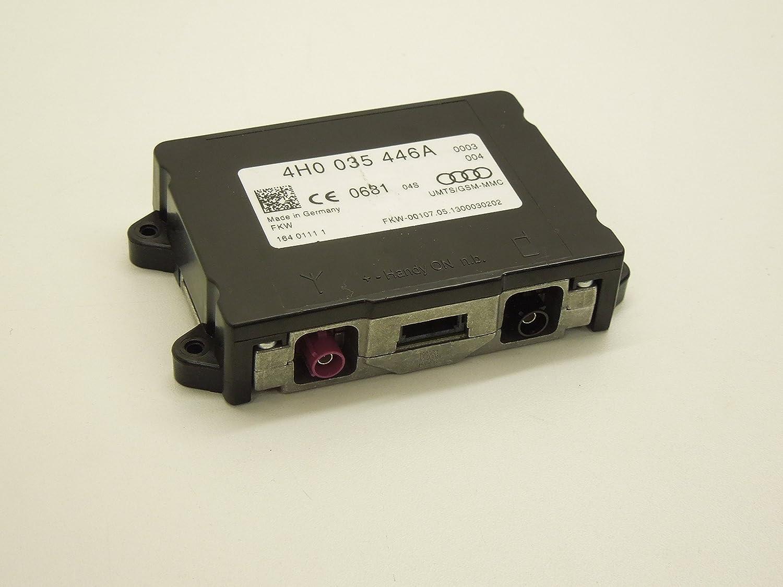 Audi A3 A4 B8 A6 C7 A7 A8 D4 teléfono Amplificador de ...