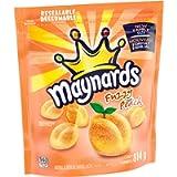 Maynards Fuzzy Peach Family Size Candy, Summer Bulk Candy, 814g