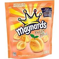 Maynards Fuzzy Peach Family Size Candy, Bulk Candy, 814g