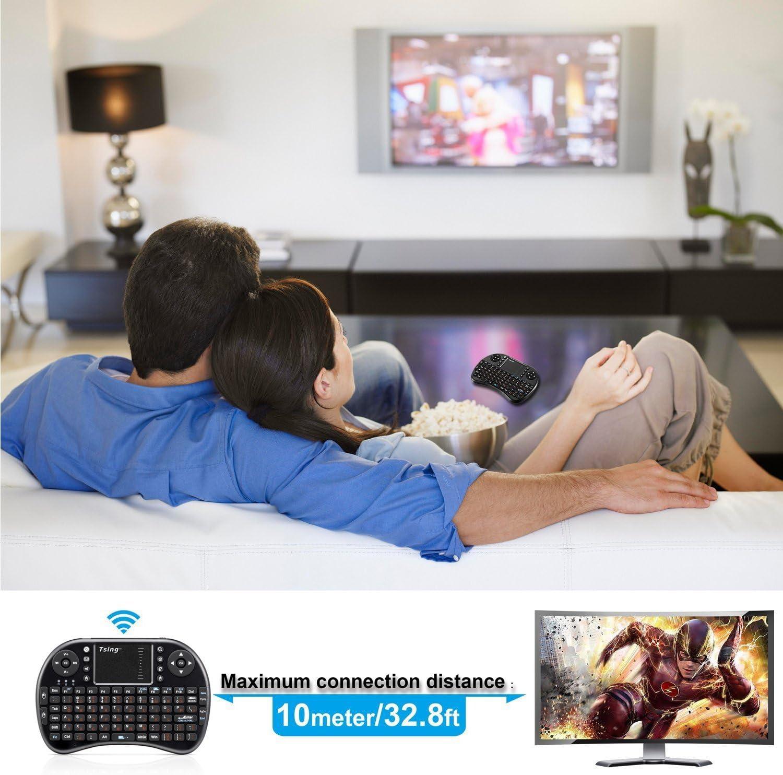 Tsing TV Box mini Tastatur: Amazon.es: Informática