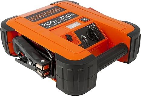 Black Decker Bdjs350 350 Ampere Batterie Starter Auto Black And Decker 12 V Negro Naranja 1 Er Pack Auto