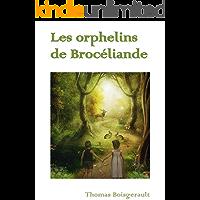Les orphelins de Brocéliande (French Edition)