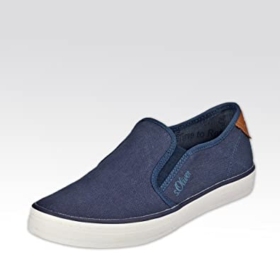 s.Oliver Slipper Blue 37  Amazon.co.uk  Shoes   Bags 42fd7bc226