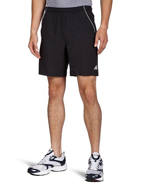 Adidas - Pantalones de pádel para hombre, color negro, talla L: Amazon.es: Ropa y accesorios