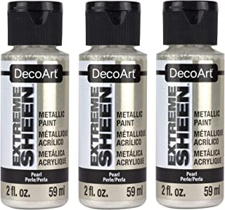 product image for DecoArt 2 Ounce, Pearl Extreme Sheen Paint (Тhrее Pаck)
