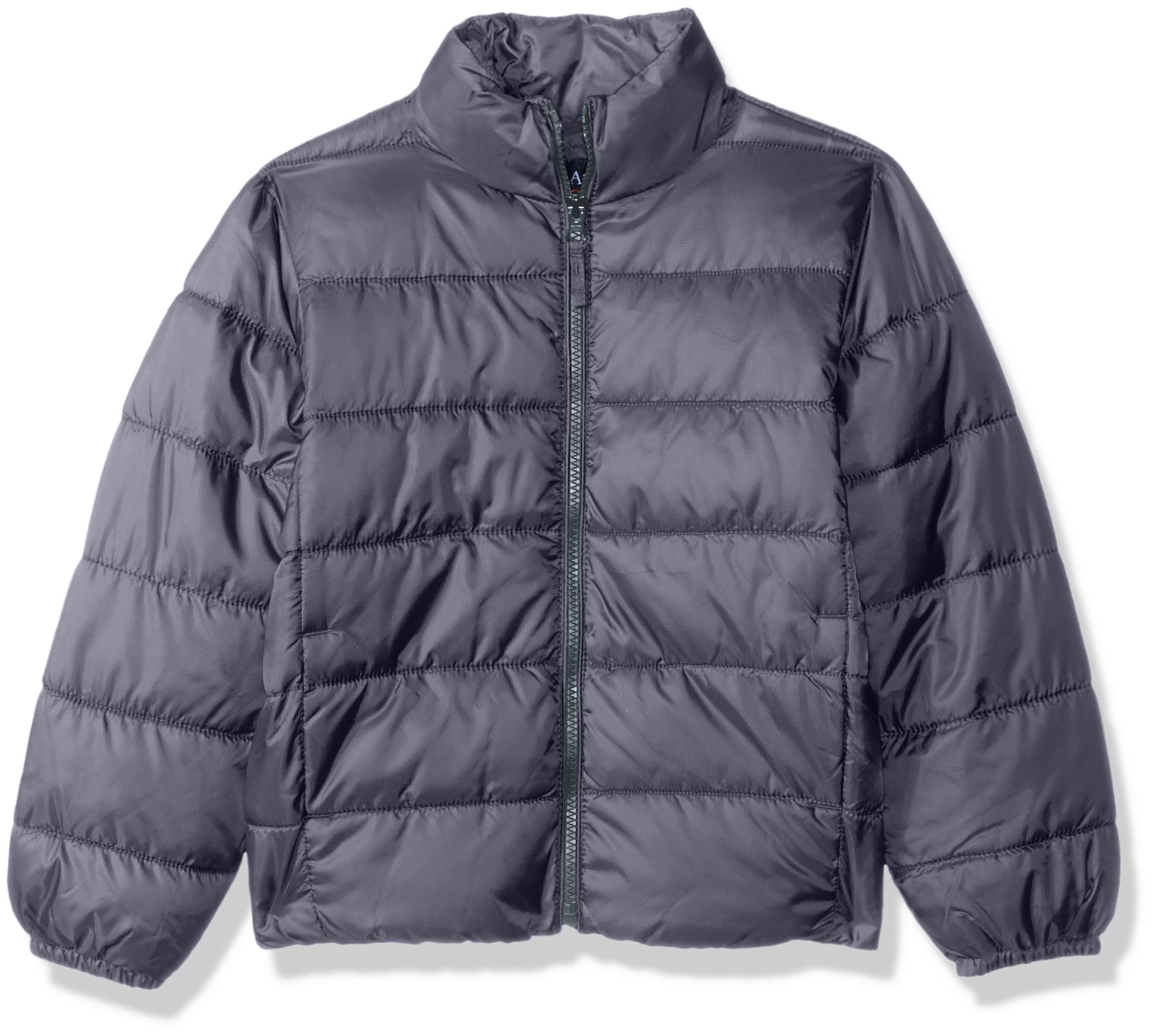 The Children's Place Big Boys' His Puffer Jacket, Storm, M (7/8) by The Children's Place (Image #1)